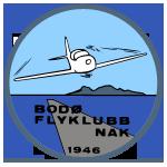 Bodø flyklubbs logo